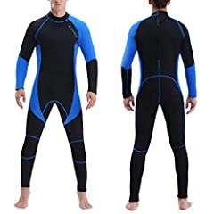 The reason why you need to wear a wetsuit: OMGear men women youth full wetsuit could keep your body warm when you are in cold water. Working principle of the full wetsuit is to leave a thin layer of water on the body after the water enters the suit. ...
