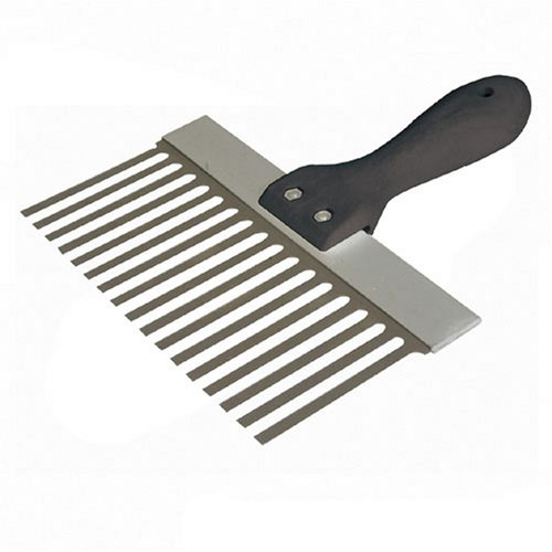 Silverline 427605 Peigne de plâtrier 20 cm