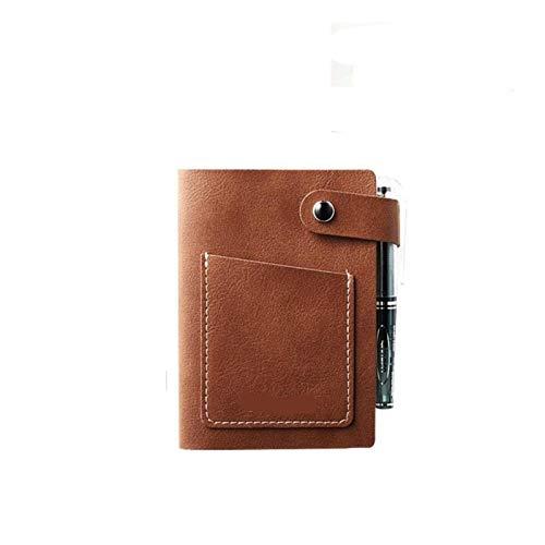 2 uds.Mini cuaderno de bolsillo portátil, dibujo a mano en blanco, papelería...