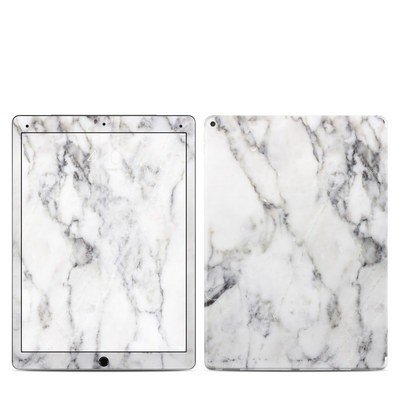 Decalgirl『APPLE IPAD PRO 12.9 SKIN (White Marble)』