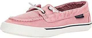 Sperry Women's, Lounge Away Boat Shoes Rose 6.5 M