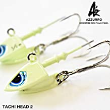 AZ 太刀ヘッドII 5/8oz 太刀魚 タチウオ ワインド ルアー