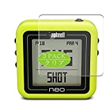 VacFun 3 Piezas Protector de Pantalla, compatible con Bushnell Neo Ghost Golf GPS, Screen Protector Película Protectora (Not Cristal Templado Funda Carcasa)