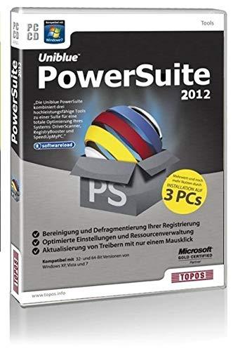 Power Suite 2012 [import allemand]