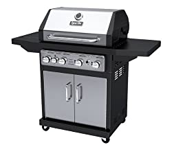 Dyna-Glo Black & Stainless Premium Grills