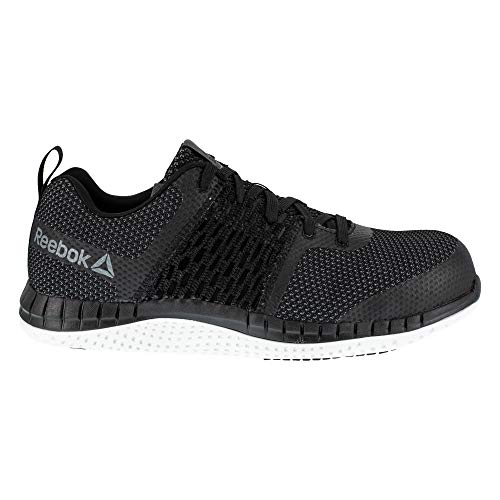 Reebok Work Print Work ULTK Black/Coal Grey 8.5 B (M)