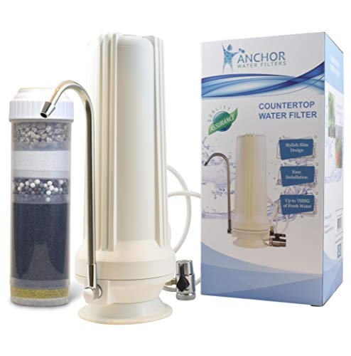 Anchor AF-3110 10-Stage Alkaline, Mineral, Anti-oxidizing Countertop...