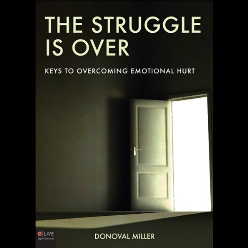 The Struggle is Over audiobook cover art