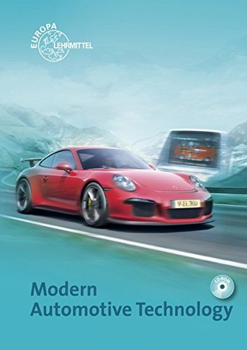 Modern Automotive Technology: Fundamentals, service, diagnostics