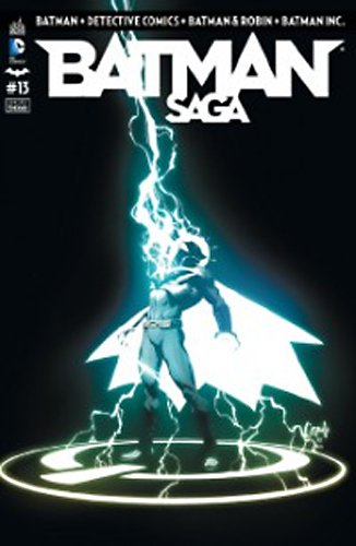Batman Saga 13