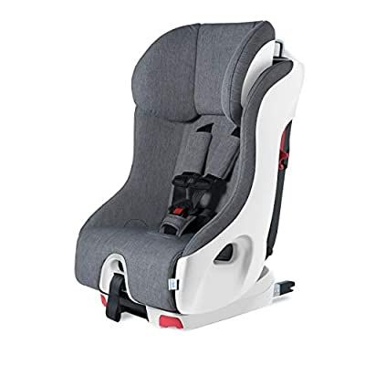 Clek Foonf Convertible Car Seat, Cloud 2019 from Magna Aftermarket of America Inc- CLEK