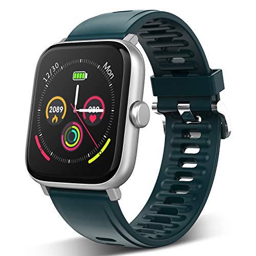 TagoBee Smartwatch Reloj Inteligente Hombre Mujer Pantalla táctil Completa 1.54