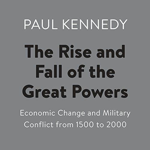 The Rise and Fall of the Great Powers Titelbild