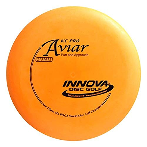 Innova Disc Golf Pro KC Aviar Golf Disc, 173-175gm (Colors may vary)