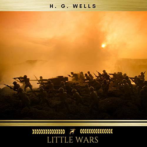 Little Wars audiobook cover art