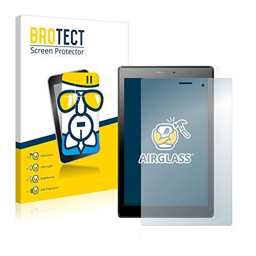 BROTECT Panzerglas Schutzfolie kompatibel mit Odys Pro Q8 - AirGlass, 9H Festigkeit, Anti-Fingerprint, HD-Clear