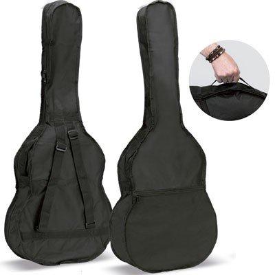 Ortola 6640-001 - Funda guitarra 1/4 mochila sin logo