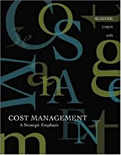 Cost Management: WITH Online Learning Center AND PW Card: A Strategic Emphasis