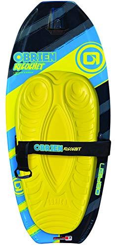 Planche de Kneeboard O'Brien Rocochet Bleu/jaune