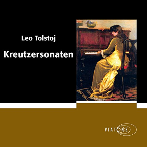 Kreutzersonaten [The Kreutzer Sonata] audiobook cover art