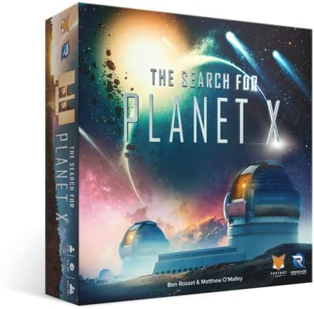 The Search for Planet X product image