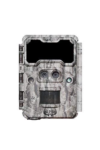 Alpha Cam No Glow Dual Lens Hunting Trail Camera