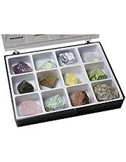 Doos Mineralen Ruw 12 Stenen Ruw Lithotherapie En Collectie Stones