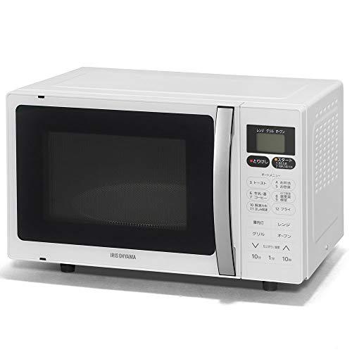 アイリスオーヤマ オーブンレンジ 16L インバーター式 ホワイト MO-T1603