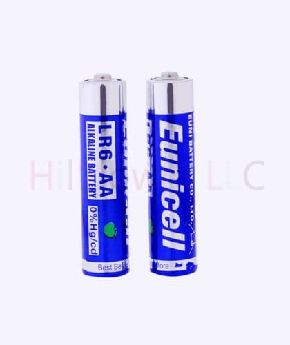Hillflower 40 Selling and selling Piece AA LR6 LR06 AM-3 Bulk Inventory cleanup selling sale Ultra Hg Power 1.5V 0%