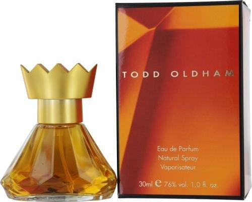 Todd Oldham Eau De Parfum Spray for Women by Todd Oldham, 1 Ounce
