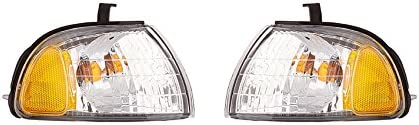 Rareelectrical NEW SET OF 2 TURN LIGHTS S WITH Max 45% OFF COMPATIBLE Phoenix Mall SIGNAL