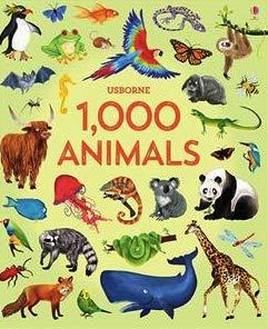 1000 animals - 3