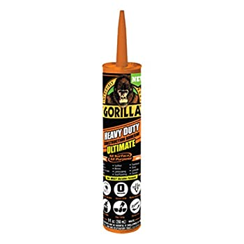 Gorilla 8008002 Ultimate Construction Adhesive 1-Pack White
