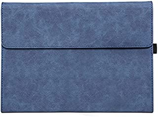 Microsoft Surface Pro 6 Protective Cover for Tablet Computer Laptop Surface Pro 6 Sleeve with Leather Outside and Silicone...