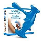 Migleo Deep Tissue Massage Tool, Effective Acupressure, Trigger Point Pressure Massage