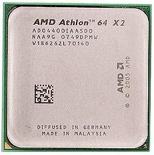 AMD Athlon 64 X2 4400+ Brisbane 2.3GHz 2 x 512KB L2 Cache Socket AM2 65W Dual-Core Processor