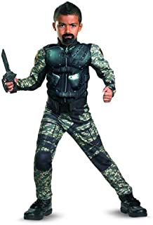 Costumes G.i. Joe Retaliation Roadblock Classic Muscle Costume