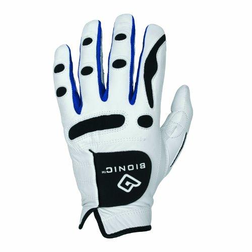BIONIC PerformanceGrip - Golf-Handschuh für Herren Weiß Weiß weiß X-Large