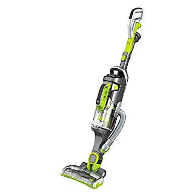 BLACK+DECKER POWERSERIES PRO Cordless Lithium 2in1 Anti-Allergen Stick Vacuum, HCUA525JA