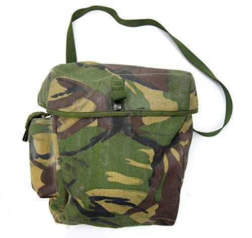 British Army DPM Haversack/Shoulder Bag