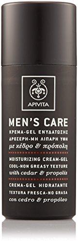 Apivita - Crema-gel hidratante cedro & propóleo men's care