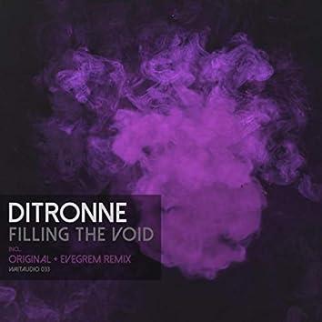 Filling the Void (Incl. Evegrem Remix)