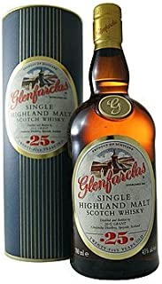 Glenfarclas 25 Years Highland Single Malt Scotch Whisky 43% 0,7l Flasche