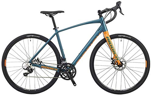 Riddick RDG4 700C 18 Speed Aluminium Gravel Bike 52cm