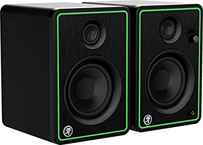 Mackie CR4-X Series - Best Home Studio Monitors on a Budget