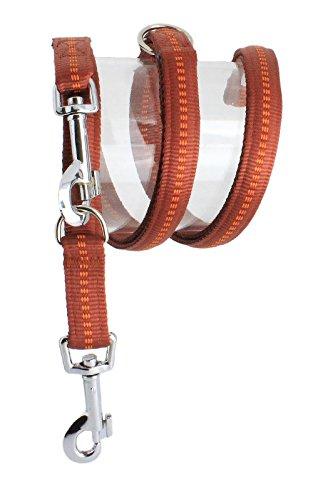 Nylon linnen 300 cm 4-voudig verstelbaar gewatteerd, Breite: 19 mm, koper