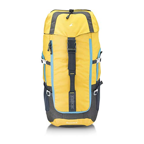 Fastrack 57.2 cms Yellow Rucksack (A0726NYL01)