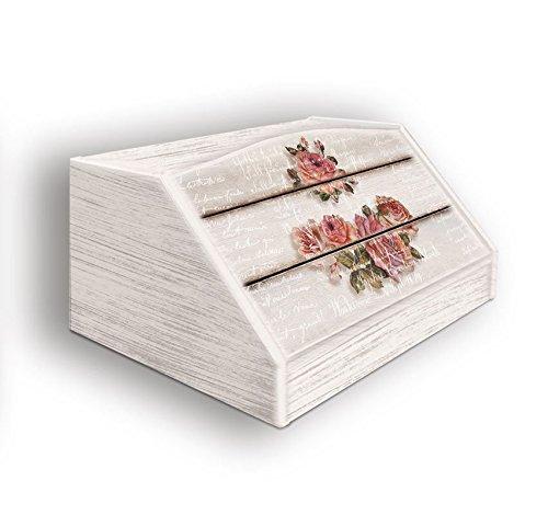 Lupia boîte à pain 30 x 40 cm hauteur 20 cm...