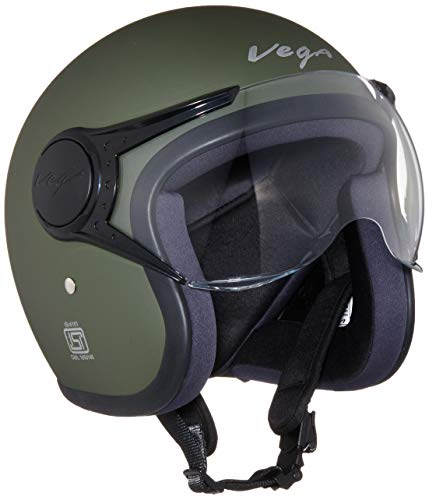 Best open face helmet india