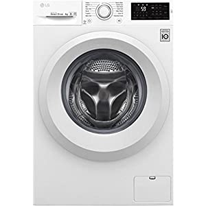 LG F2J5TN3W Independiente Carga frontal 8kg 1200RPM A+++ Blanco – Lavadora (Independiente, Carga frontal, Blanco…